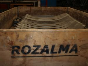 Rozalma, especialist in tailor-made products for farm equipment manufacturers