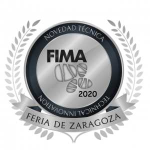 Seeding disc awarded by FIMA